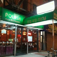 Photo taken at Polash Indian restaurant by Alexandria C. on 11/27/2011