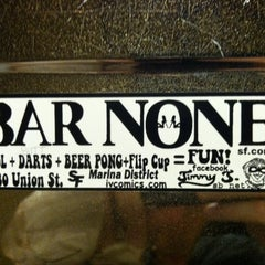 Photo taken at Bar None by Ian C. on 7/16/2011