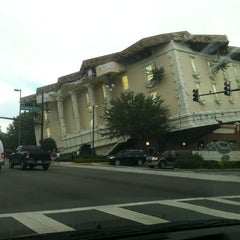 Photo taken at WonderWorks by lenore r. on 7/23/2011