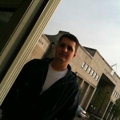 Photo taken at Wayne State University Law School by Kelli J. on 4/15/2011