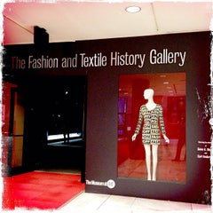 Photo taken at Museum at the Fashion Institute of Technology (FIT) by Allison M. on 4/11/2012