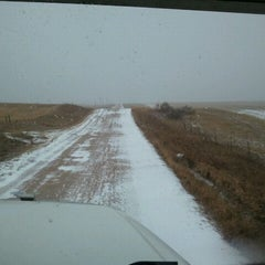 Photo taken at Stanley, ND by Shawn S. on 1/12/2012