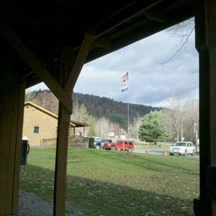 Photo taken at Kittatinny Campgrounds by Levi S. on 11/11/2011