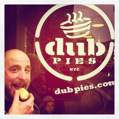 Photo taken at DUB Pies - Windsor Terrace by Andy S. on 2/4/2012