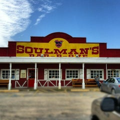 Photo taken at Soulman's Bar B-Que by Anthony G. on 6/13/2012