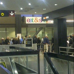 Photo taken at TSA Checkpoint C by BKK_FLYER on 2/12/2012