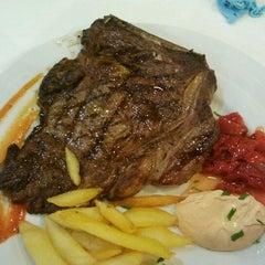 Photo taken at Bar Restaurante El Faro by Joselux T. on 12/6/2011