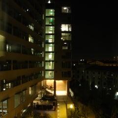 Photo taken at De Neve Gardenia by Ben B. on 2/24/2012