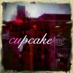 Photo taken at Cupcake by Ang S. on 1/24/2012
