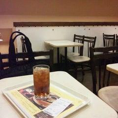 Photo taken at CAFÉ de CRIÉ 道玄坂上店 by Akio K. on 11/16/2011