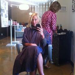 Photo taken at C Avery Salon by Brit on 8/29/2012