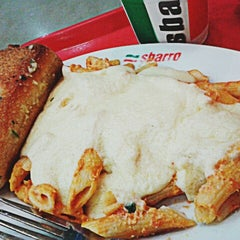 Photo taken at Sbarro by Hazel H. on 8/1/2012