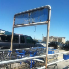 Photo taken at Walmart Supercenter by Aaron K. on 4/18/2012