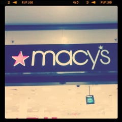 Photo taken at Macy's by Carlos A. on 8/9/2011