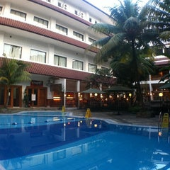 Photo taken at Hotel Salak The Heritage by Tulus on 5/1/2012