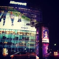 Foto tirada no(a) Microsoft France por Emmanuel G. em 12/1/2011