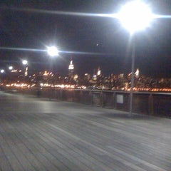 Photo taken at North 5th St Pier by Roshon M. on 11/28/2011