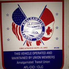 Photo taken at Ragged Lake Transit Center by Jared M. on 8/24/2012