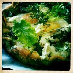 Photo taken at Pizzetta 211 by Scott C. on 10/14/2011