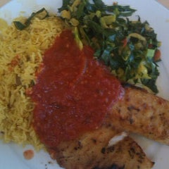 Photo taken at Flavors Of East Africa by Chlpb P. on 6/15/2011