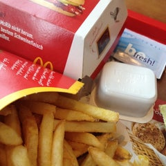 Photo taken at McDonald's by Sven P. on 6/20/2012