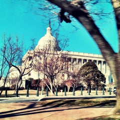 Photo taken at Rotunda of the U.S. Capitol by Kim M. on 2/20/2012