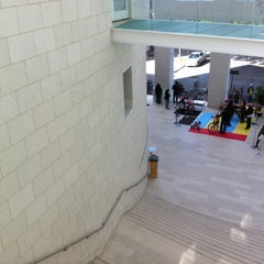 Photo taken at Telfair Museums' Jepson Center by Trent K. on 3/4/2012