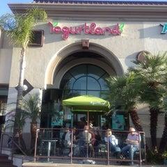 Photo taken at Yogurtland by Alena S. on 5/26/2012