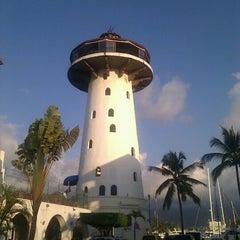 Photo taken at El Faro Bar by Felipe B. on 10/16/2011