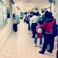 Photo taken at Jabatan Imigresen Malaysia (Immigration Department of Malaysia) by KingSter L. on 11/17/2011