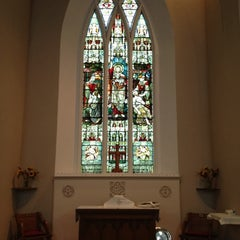 Photo taken at St Mary's Church by Victor F. on 6/3/2012