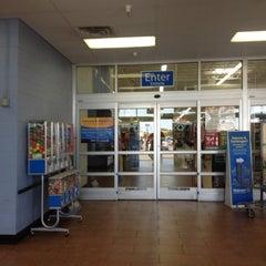 Photo taken at Walmart Supercenter by Richard T. on 8/12/2012