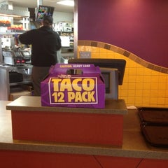 Photo taken at Taco Bell by Michael D. on 3/31/2012