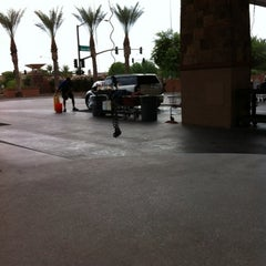 Photo taken at Danny's Family Car Wash by Joshua C. on 8/5/2012