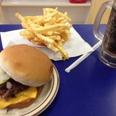 Photo taken at Kewpee Sandwich Shop by Bill L. on 7/2/2012