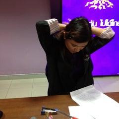 Photo taken at ธนาคารไทยพาณิชย์ (SCB) by Aey N. on 7/6/2012
