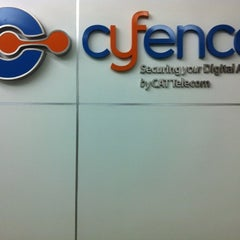 Photo taken at CAT Cyfence by Nine_ton on 7/9/2012