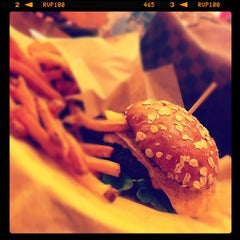 Photo taken at Epic Burger by Tiffany A. on 2/15/2012