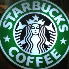Photo taken at Starbucks (สตาร์บัคส์) by Penporn N. on 2/10/2012