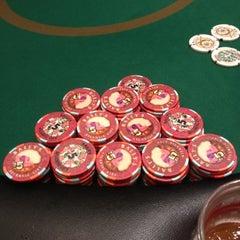 Photo taken at Wild Wild West Casino by Kareem L. on 2/24/2012