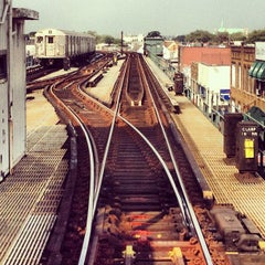 Photo taken at MTA Subway - Ozone Park/Lefferts Blvd (A) by Izzy D. on 8/15/2012