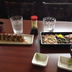 Photo taken at Ninja Sushi by RGR on 9/2/2012