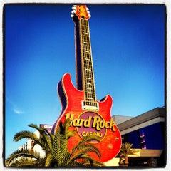 Photo taken at Hard Rock Hotel & Casino Biloxi by Rob on 4/29/2012