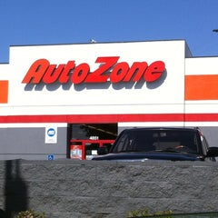Photo taken at AutoZone by Theron X. on 4/7/2012