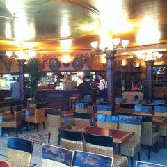 Photo taken at Café Zéphyr by Seb L. on 9/11/2012