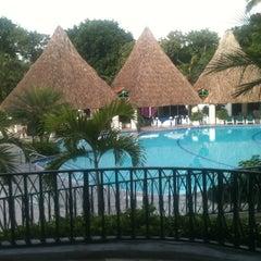 Photo taken at Hotel Sheraton Presidente San Salvador by Sebastián I. on 8/18/2012
