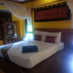 Photo taken at Lawana Resort Koh Samui by Kate K. on 8/1/2012