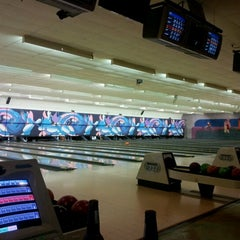 Photo taken at Highland Lanes by Mehvash D. on 8/24/2012