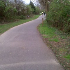 Photo taken at Shelby Bottoms Greenway by Shawn C. on 3/14/2012