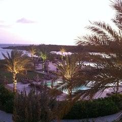 Photo taken at Santa Barbara Beach & Golf Resort Curaçao by Bruce R. on 6/12/2012